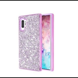 Galaxy Note 10 plus bling case